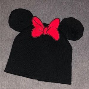NWOT Minnie Mouse Beanie